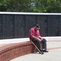 Centennial Park WWII Memorial Anniston, Alabama