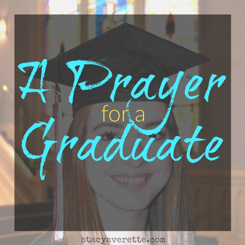 Graduation, prayer