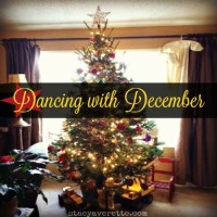 Dancing with December square
