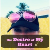 Desire of My heart square