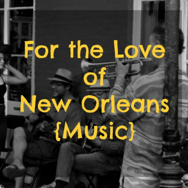 New Orleans, music