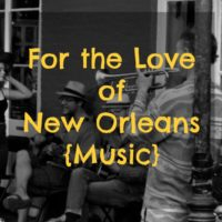 For the love of New Orleans Music square