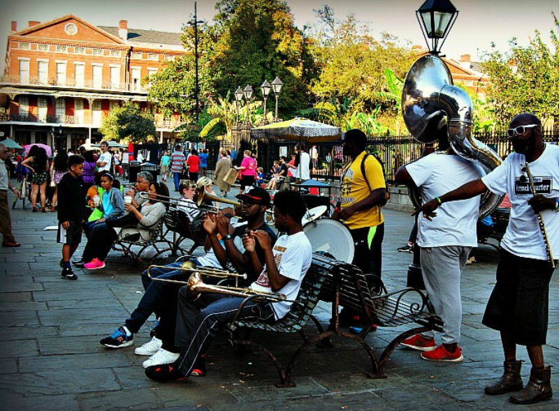 New Orleans, music, for the love of New Orleans