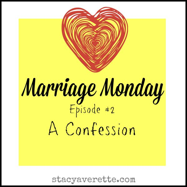 Marriage Monday square Ep 2 confession