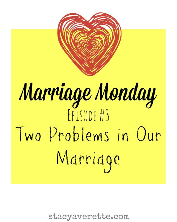 marriage problems, God's plan for marriage