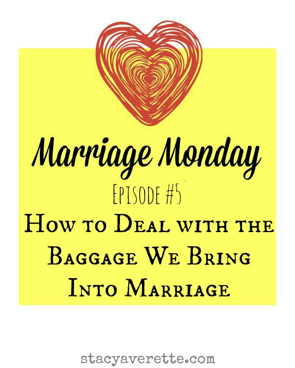 baggage, marriage problems