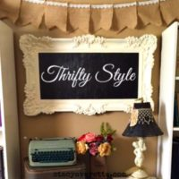 Thrifty Style square