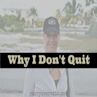 Why I don't quit square