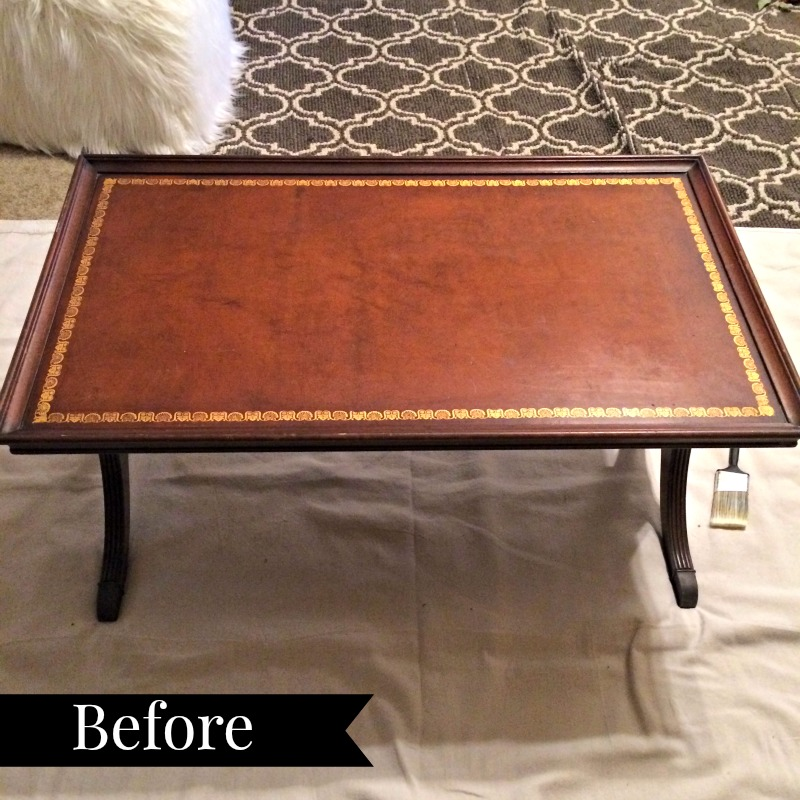 chalk paint, annie sloan, before and after