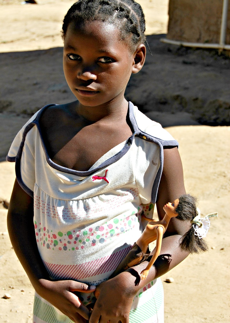 Africa, Zambia, orphans