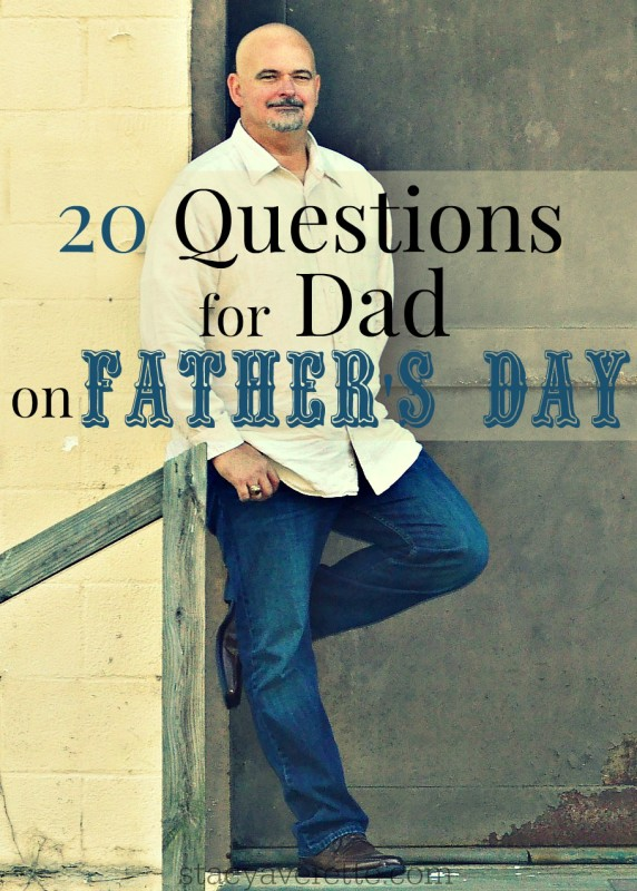 questions for dad