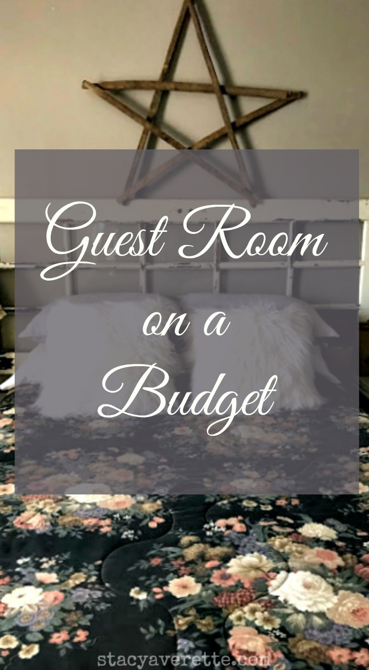 I never thought I'd see the day I'd have dedicated space for guests. But I'm thrilled to finally reveal how I pulled together a guest room on a budget.