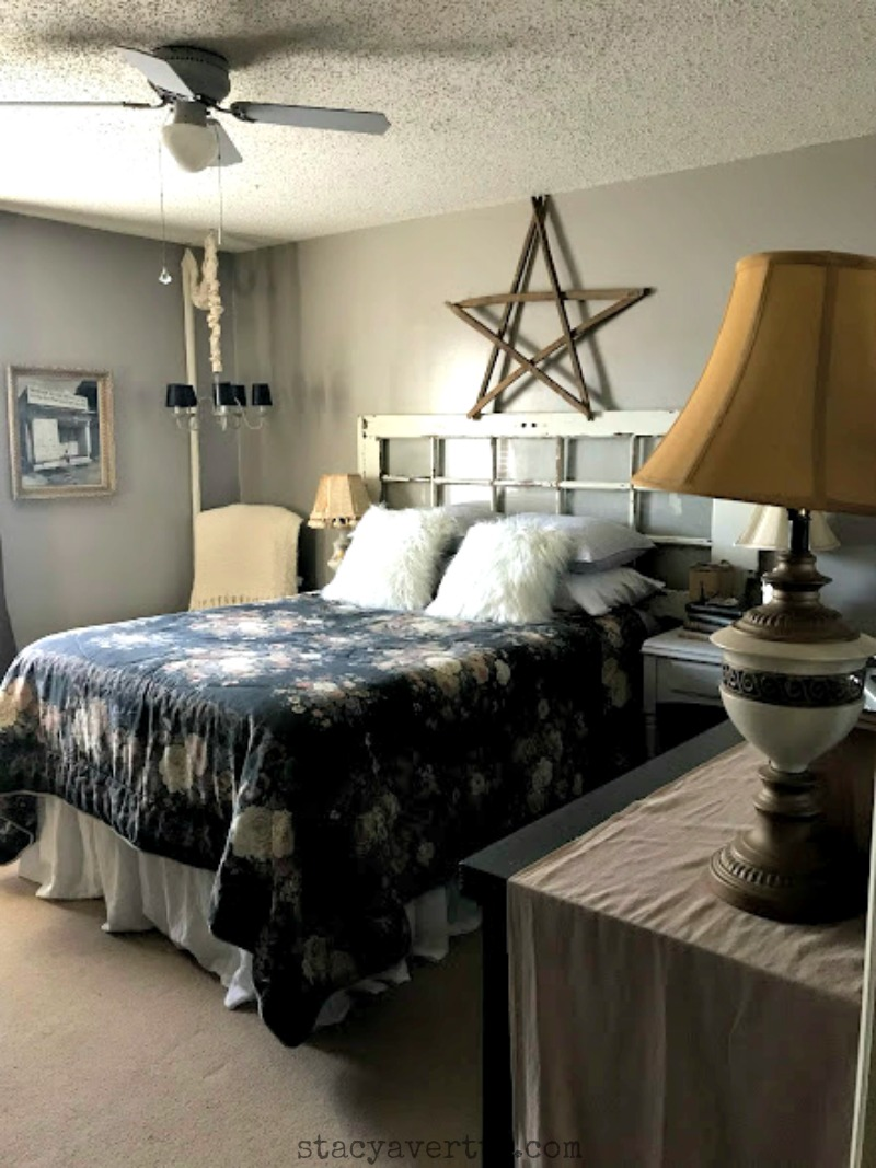 guest room on a budget, guest room ideas,