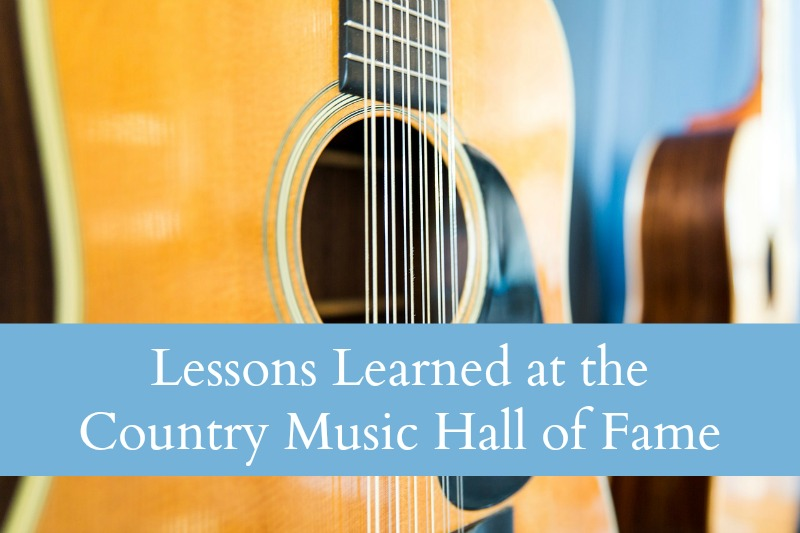 Country Music Hall of Fame, Nashville,