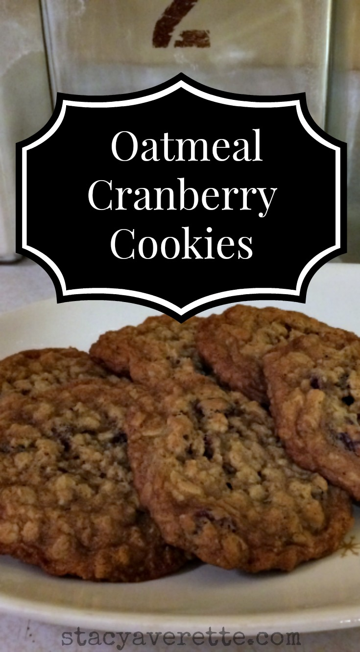 easy oatmeal cookie recipe; snow day