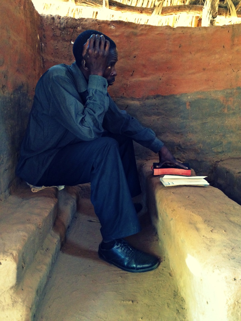 Africa, Zambia, church, Bible