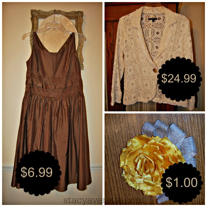wedding, thrifty, dress, lace, my style,