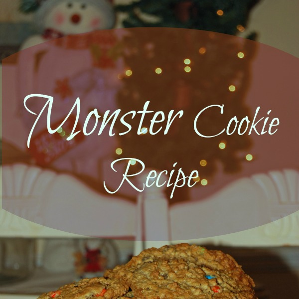 BEST {MONSTER} COOKIE EVER!