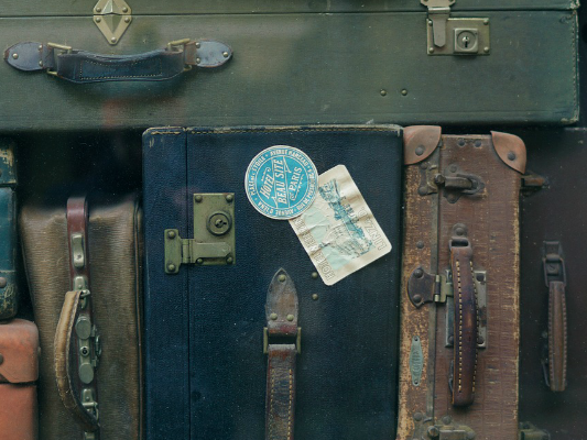 Coming Face-to-Face With Your Baggage